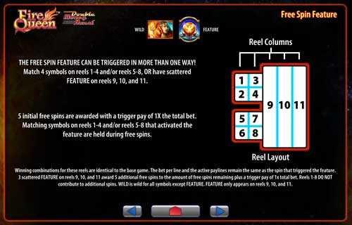 fire queen slot 11 reels casinostrike