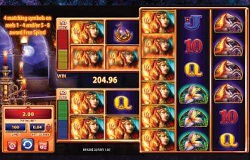 fire queen slot free spins casinostrike