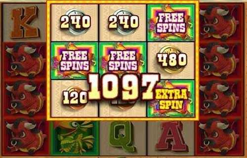 spinata grande slot free spins casinostrike